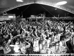 Silent Disco Parties available through FridayFlava