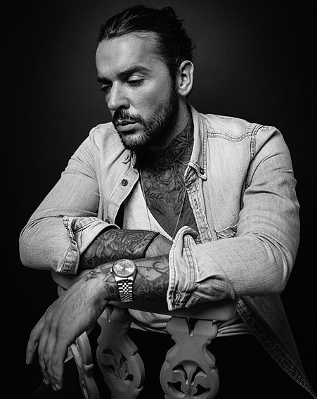 book Pete Wicks for PA's with FridayFlava