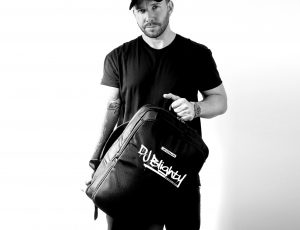 DJ Blighty – Exclusively represented and managed by FridayFlava, available for bookings worldwide.